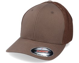 Trucker Mesh Brown Flexfit - Flexfit