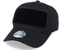 Velvet Patch Alpha 2 Black Adjustable - Hatstore