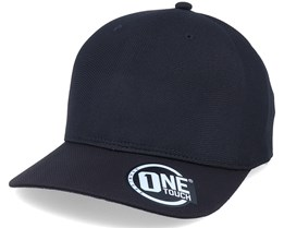 One Touch Cap Black Adjustable - KUMO