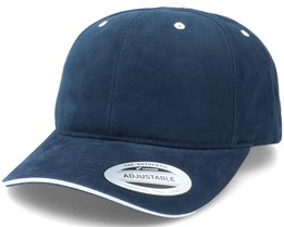 Sandwitch Navy/White Adjustable - Yupoong