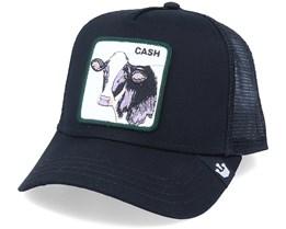 Hatstore x Exclusive Cash Cow Black Trucker - Goorin Bros.