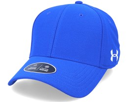Blank Blitzing Cap Royal Flexfit - Under Armour