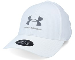 Isochill Armourvent Str White Flexfit - Under Armour