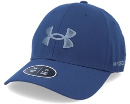 Play Up Wrapback Black - Under Armour