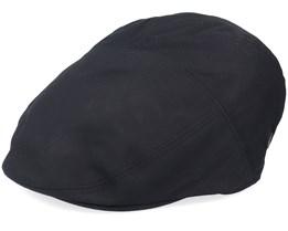 Graham Black Flat Cap - Bailey