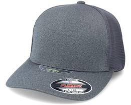 Melange Unipanel Dark Grey Trucker Flexfit - Flexfit