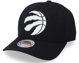 Toronto Raptors Casper Black Adjustable - Mitchell & Ness