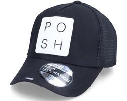 Posh Running Magnetic Kit Mesh Black Trucker - Next Generation