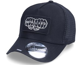 Midnight Magnetic Mesh Equality Kit Black Trucker - Next Generation