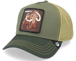 Wooly Mammoth Green Trucker - Goorin Bros.