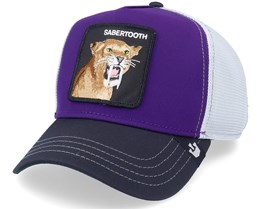 Sabertooth Purple Trucker - Goorin Bros.