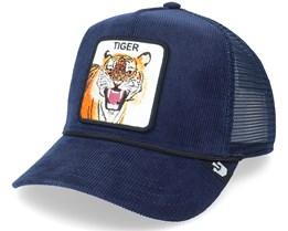 Tiger Rage Navy Trucker - Goorin Bros.