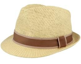 Killian Tan Trilby Straw Hat - Goorin Bros.