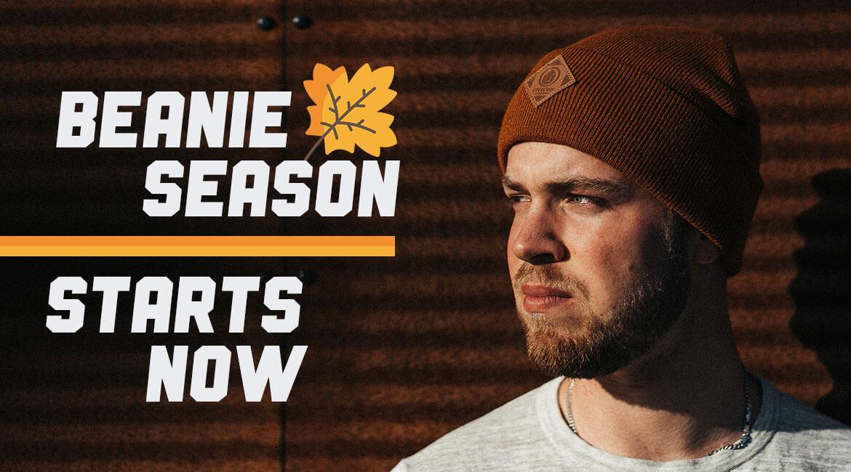 Beanie Season Starts Now