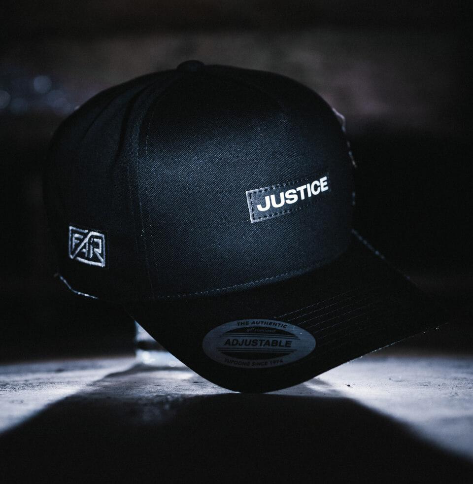 Hatstore Exclusive x Fair | Justice Box Logo