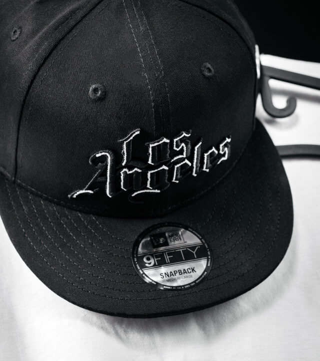 Hatstore Exclusive x LA Clippers City Edition