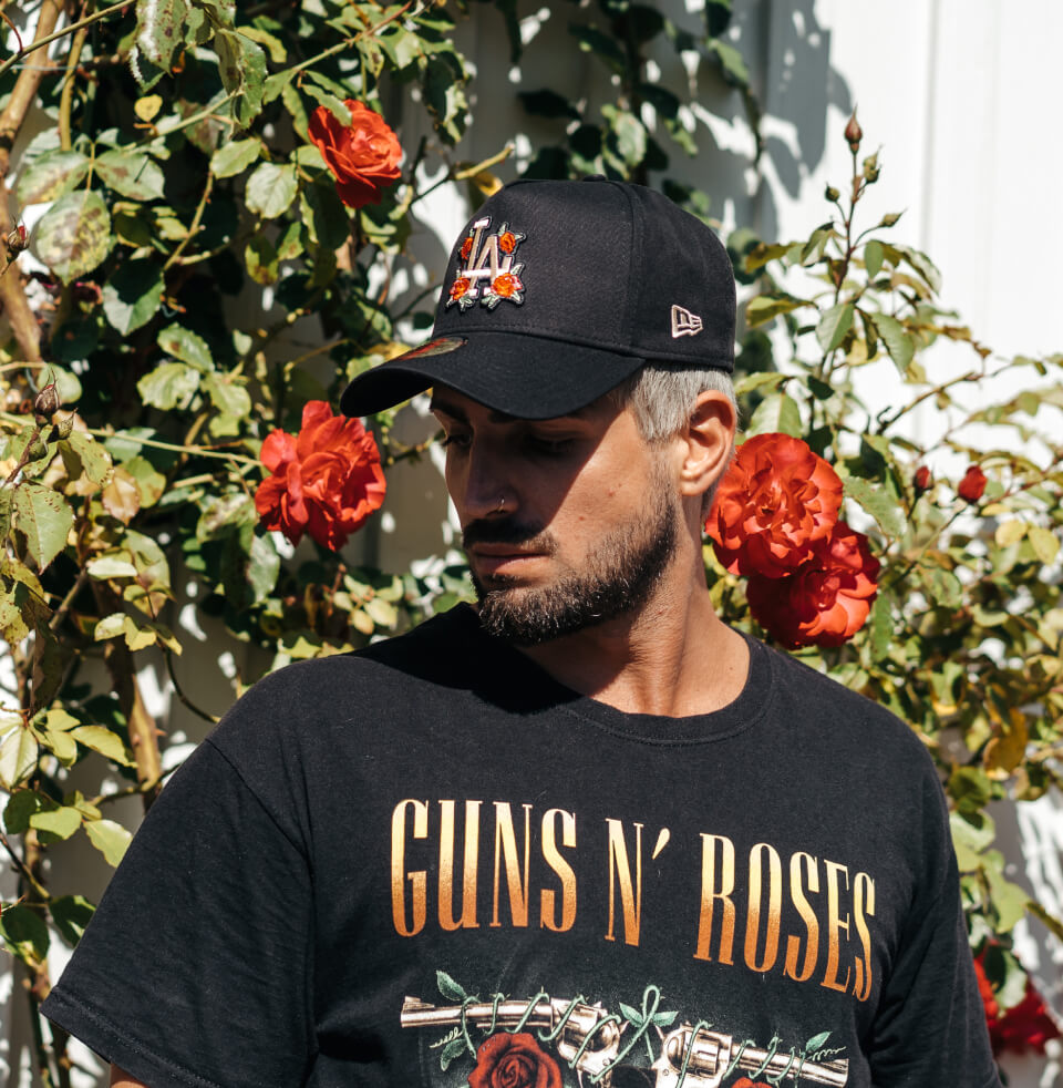 Hatstore Exclusive x New Era Roses