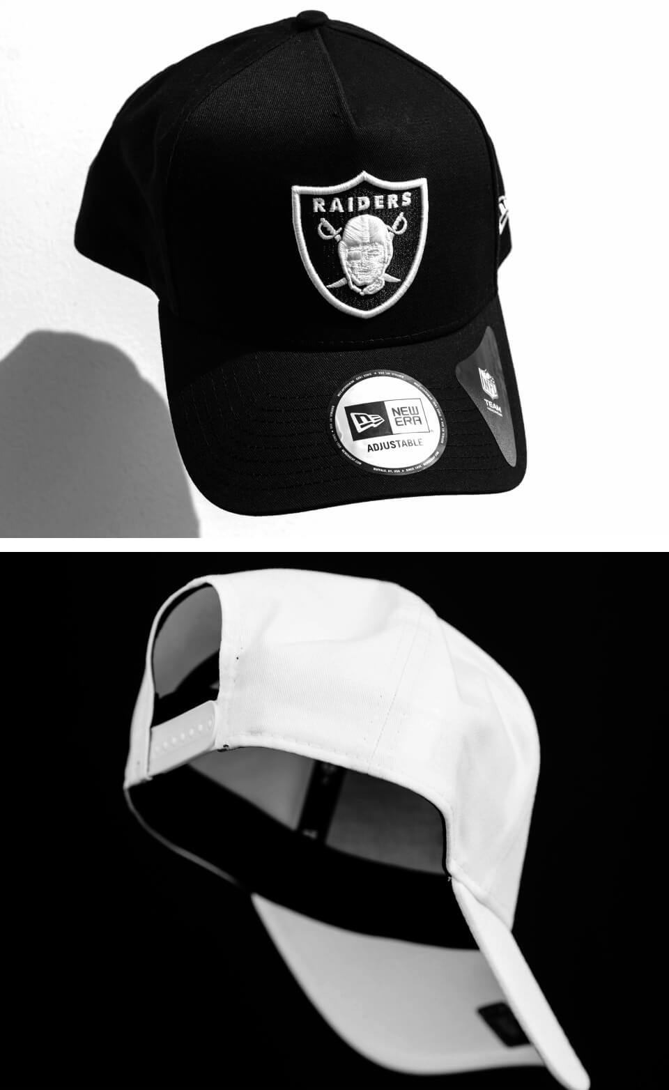 Hatstore Exclusive x Raiders Inverted