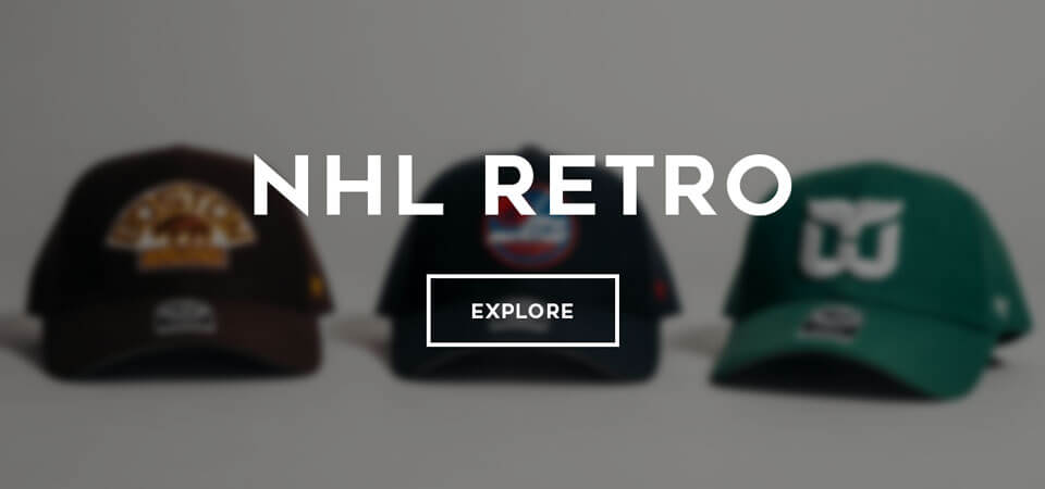 Hatstore x '47 Anaheim Ducks Retro
