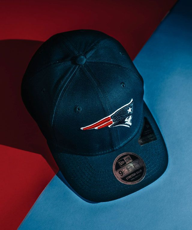 New Era - 9Fifty Stretch Snap Team Colour