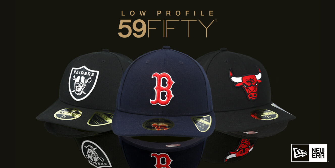 Low Profile 59fifty New Era Hatstore