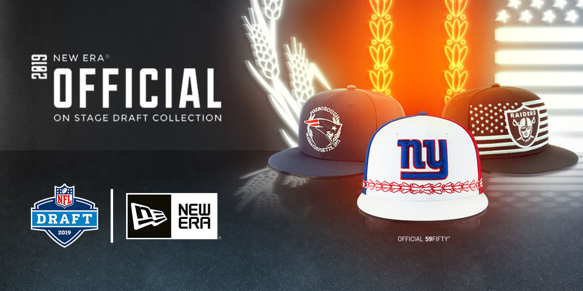 New Era - NFL Draft 2019