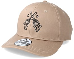 Revolver Khaki Adjustable - Tattoo Collective