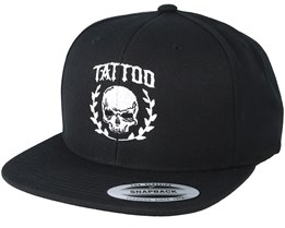 Tattoo Skull Black Snapback - Tattoo Collective