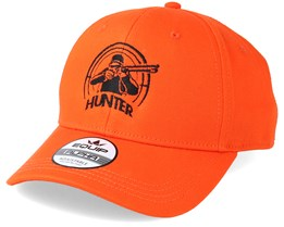 Crosshair Badge Orange Adjustable - Hunter