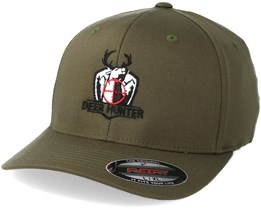 Deer Hunter Olive Flexfit - Hunter
