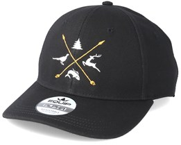 Animals Logo Black Adjustable - Hunter