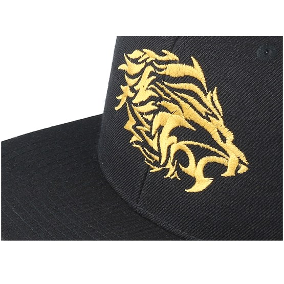 a74e2e530 Tribal Logo Black/Gold Snapback - Lions