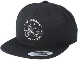 The Journey Black Snapback - Wild Spirit