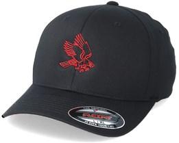 Eagle Red/Black Flexfit - Eagle