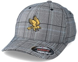 Eagle Black/Gold Fashion Grey Flexfit - Eagle