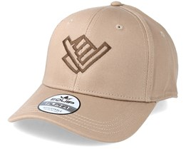 Shaka Hand Beige/Brown Adjustable - Xaka