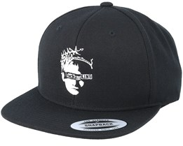 Not My King Black Snapback - Scenes