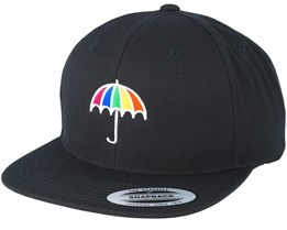 Umbrella Black Snapback - Pride