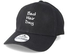 Bad Hair Day Black Adjustable - Iconic