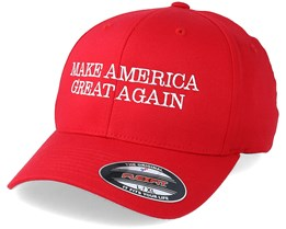 Make America Great Again Red Flexfit- Iconic