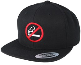 No Smoke Black Snapback - Iconic