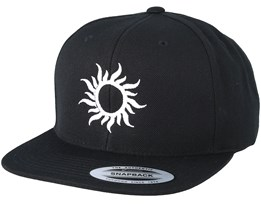 Sun Black Snapback - Tattoo Collective