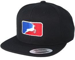 MLB Deer Black Snapback - Hunter