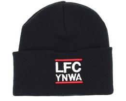 LFC Black Beanie - Forza