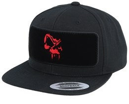 9011d695 Angry Skull BP Black Snapback - Tattoo Collective