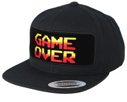 Game Over BP Black Snapback - Gamerz