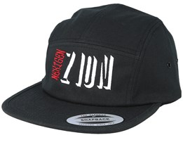 Next Gen Zion Black 5-Panel - Iconic