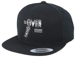 Hangover Black Snapback - Iconic
