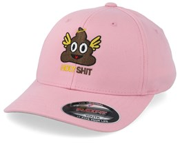 Kids Holy Shit Pink Flexfit - Kiddo Cap