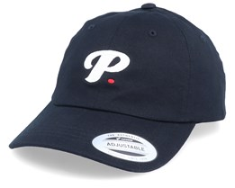 Period P Black Dad Cap Adjustable - Period